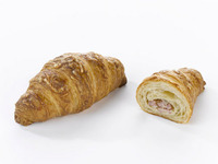 Schulstad ham / kaas croissant recht roomboter 90 gr