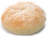 Pastridor rustieke hamburger bun 105 gr