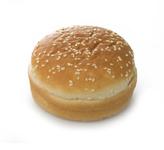 Pastridor dubbel dekker hamburgerbun sesam 84 gr 100mm