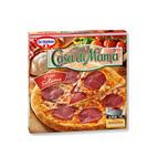 Dr oetker pizza casa di mama salame 390 gr