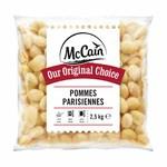 McCain pommes parisiennes 2.5 kg