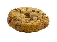 Molco chocolate chunk cookie XL 80 gr