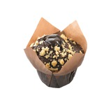 Croustico A228 gevulde muffin triple chocolate 112 gr