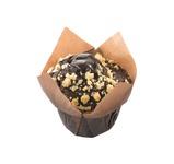 Croustico A228 gevulde muffin triple chocolate 112 gr