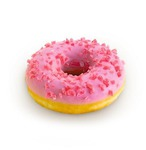 Croustico P1577 Chupa chups aardbei donut 54 gr