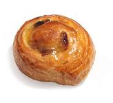 Panesco mini pain aux raisins au beurre
