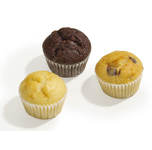 Panesco mini american muffin mix
