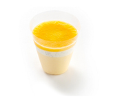 Panesco passion fruit & vanilla cream shot