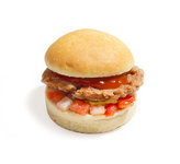 Panesco mini beef burger