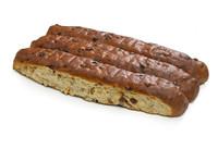 Diversi foods rozijnenbrood 3 repen 450 gr