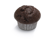 Diversi foods muffin dubbel chococlade 75 gr