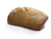 Diversi foods ciabatta natuur 90 gr