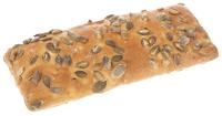 Diversi foods ciabatta pompoenpitten 130 gr