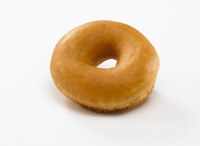 Diversi foods donut natuur 50 gr