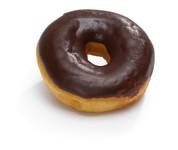 Diversi foods donut met chocolade 55 gr
