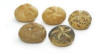 Diversi foods mini keizerbroodjes 5 soorten 35 gr