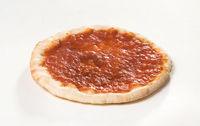 Diversi foods pizza getomateerd 18 cm 130 gr