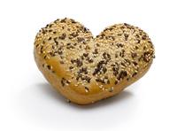 Diversi foods meergranen hartbroodje multikorn 60 gr