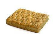 Diversi foods quadrato focaccia rosmarino 180 gr