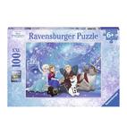 Ravensburger puzzel disney frozen ijsmagie 100 stukjes