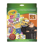 Kleurbox crayola color wonder despicable me 3 minions