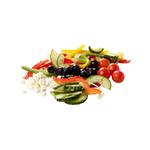 Grieksesalade feta&olijf 1kg.