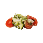 Komkommer-tomaten salade 1kg.
