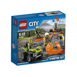 Lego city vulkaan startset