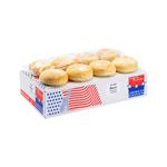 Kamstra de luxe miami burger bun 12 cm