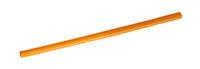 Rietjes oranje extra groot 8.5 x 210 mm