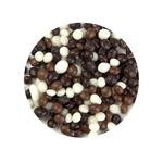 Frusco ijsdip mix choc 1100 gram