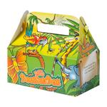 Kidsbox wilde beesten zonder speeltjes a50