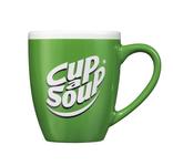 Cup a soup mokken groen a6