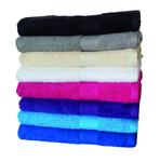 Handdoek 50x100cm 3-pack cobalt blauw