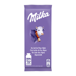 Milka alpenmelk 45gram sample
